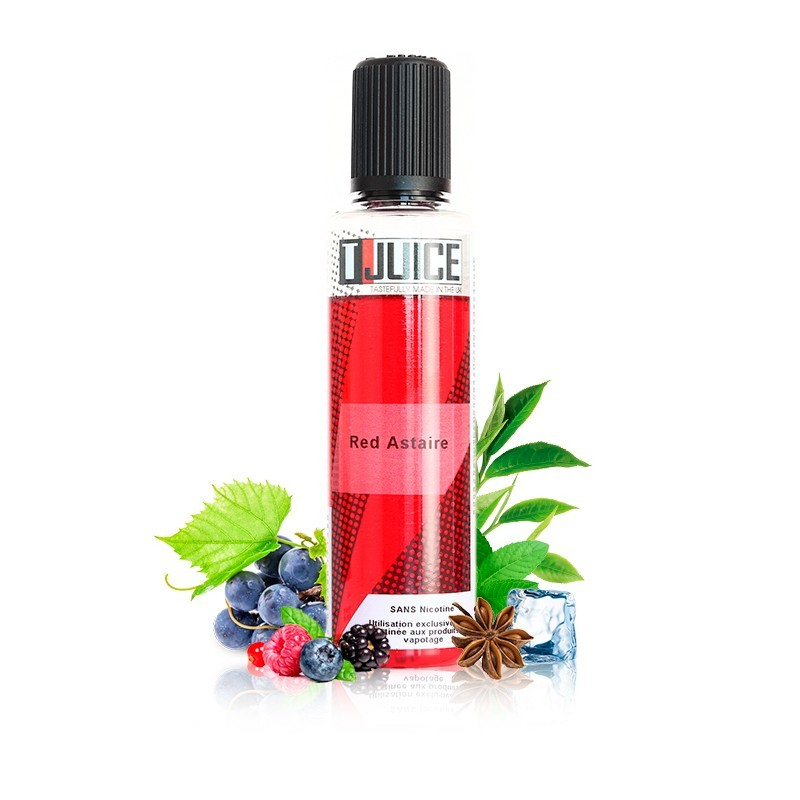 T-juice Red Astaire 50ml  TJuice